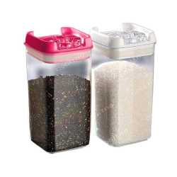 2 Set Multipurpose Air-tight Containers