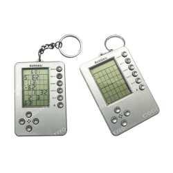 Mini Sudoku game with key Ring
